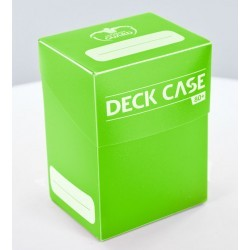 Deck Box Ultimate Guard 80+ Verde Lima