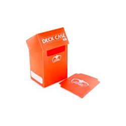 Deck Box Ultimate Guard 80+ Naranja