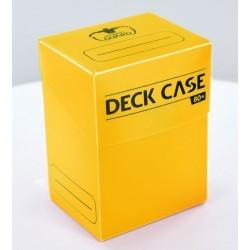 Deck Box Ultimate Guard 80+ Amarilla