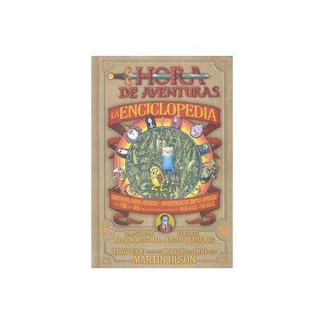 Enciclopedia Hora de Aventuras