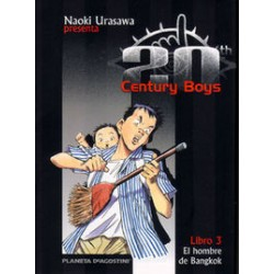 20th Century Boys 3: El Hombre de Bangkok