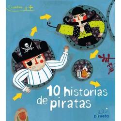 10 historias de piratas