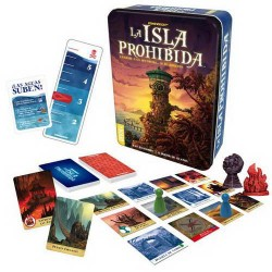 La Isla Prohibida - Devir