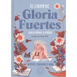 Libro de Gloria Fuertes para Niñas y Niños