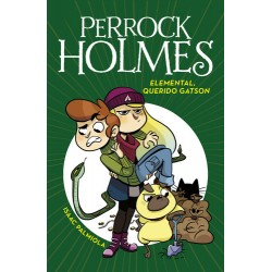 Perrock Holmes I: Dos Detectives y Medio