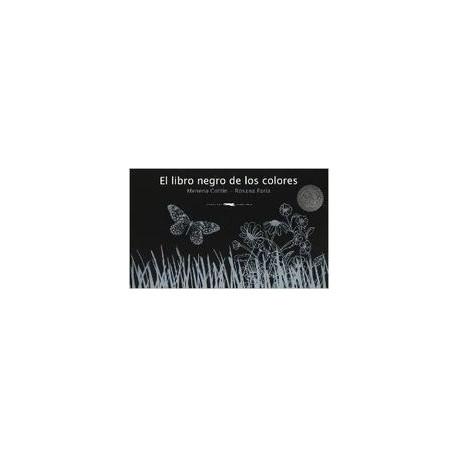 El Libro Negro De Los Colores - Magia de Tinta