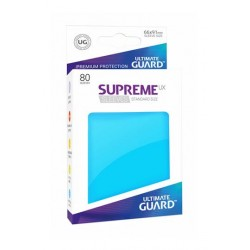 Fundas Ultimate Guard Ux Supreme Negras (80)