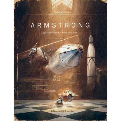 Armstrong - L'agoserat viatge d'un ratoli a la lluna