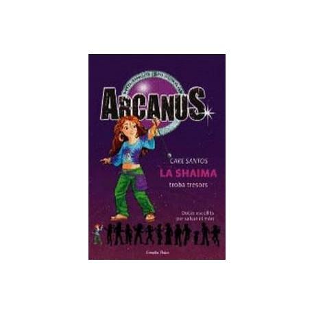 Arcanus 9: La Shaima troba Tresors
