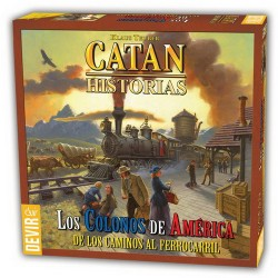 Catan: Colonos de America