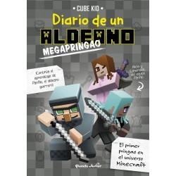 Mincreaft - Diario de un aldeano Megapringao