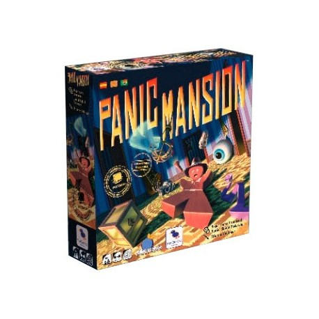 Panic Mansion