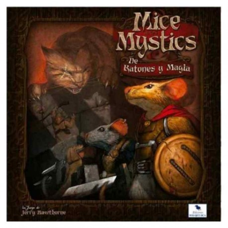 Mice and Mystics De Ratones y Magia