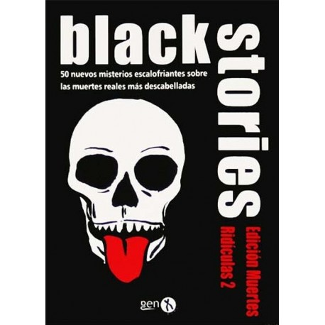 Black Stories: Muertes Ridículas