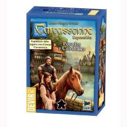 Carcassonne Comerciantes y Constructores