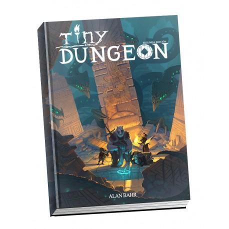 Tiny Dungeon Segunda Edición