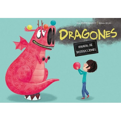 Dragones manual de INstrucciones