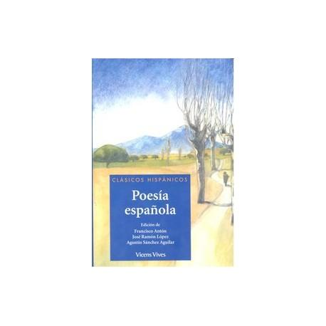 Poesia española