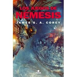 The Expanse V: Los Juegos de Nemesis