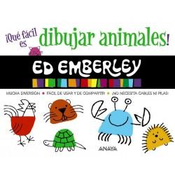 Que fácil es dibujar animales