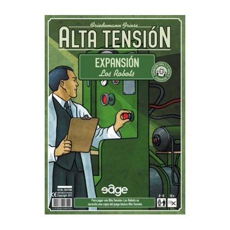 Alta Tensión: Expansión Los Robots
