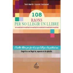 108 Raons per no llegir un llibre