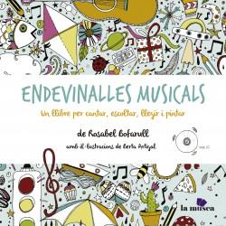 Endevinalles musicals: per cantar, escoltar, llegir i pintar