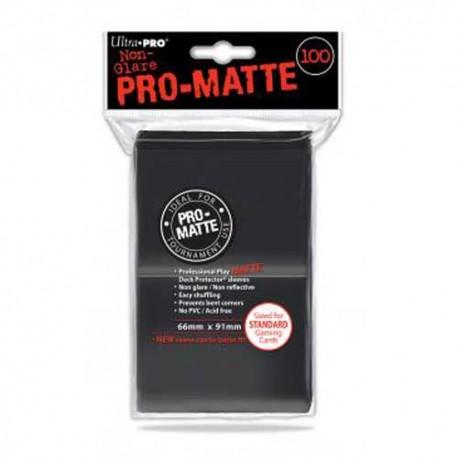 Fundas Magic ProMatte 100 Negras