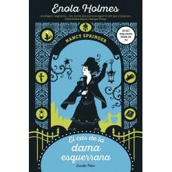 Enola Holmes : El cas de la dama esquerrana