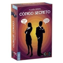 Código Secreto - Devir