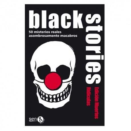 Black Stories: Muertes Ridículas