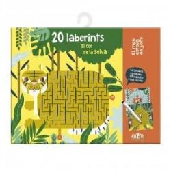 20 laberints al cor de la selva