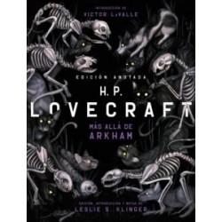 H.P. Lovecraft mas allá de Arkham - Edición Anotada