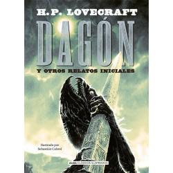Dagón (Edición Ilustrada)