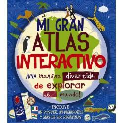 Mi gran atlas interactivo. Una manera divertida de explorar el mundo