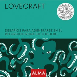 Lovecraft - Desafios para adentrarse en el retorcido reino de cthulhu