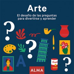 Arte - El desafio de las preguntas para divertirse y aprender