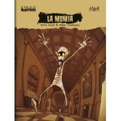 El Baul de los monstruos: La Momia