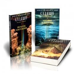 Trilogia cósmica, 3 libros