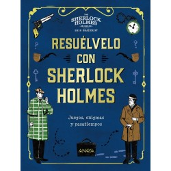 Resuelvelo  con Sherlock Holmes
