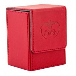 Flip Deck Case 80+ XenoSkin Rojo