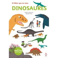 Dinosaures: El llibre que es mou