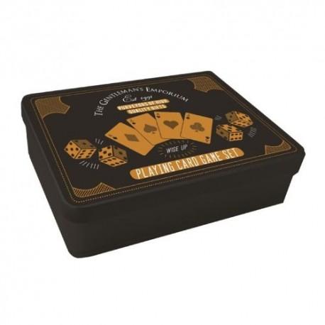 Ajedrez Gentelman's Emporium caja latón