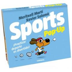 Sports, practicar deporte es divertido