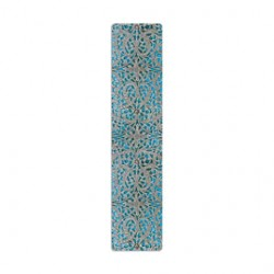 Marcapaginas Paperblank - Maya Blue - Silver Filigrana