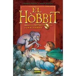El Hòbbit - Cómic