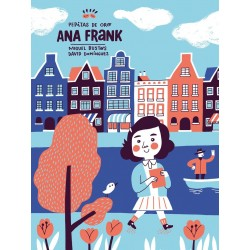 Pepitas de oro - Ana Frank
