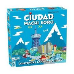 Ciudad Machi Koro - Devir