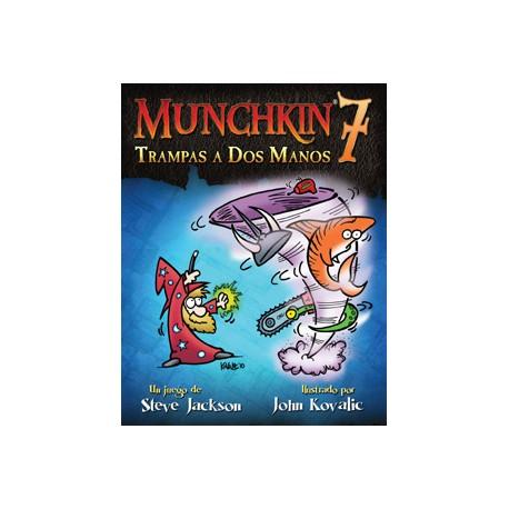 Munchkin: Trampas a dos Manos