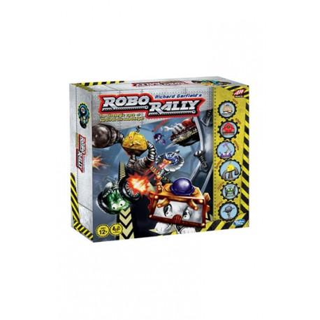Robo Rally (inglés)